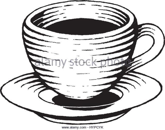640x504 Hot Chocolate Drawing Stock Photos Amp Hot Chocolate Drawing Stock