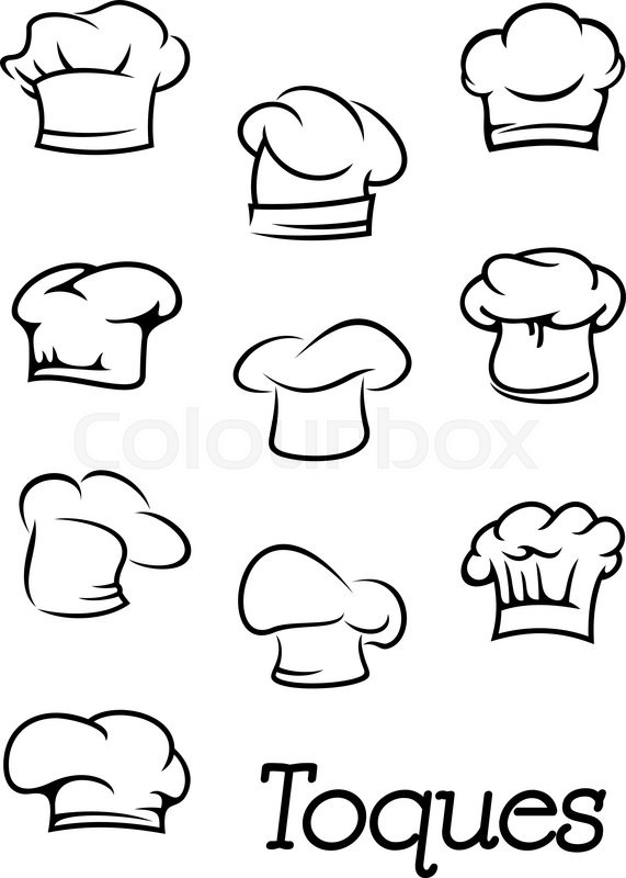 571x800 Chef, Cook Or Baker Traditional Professional Toques And Hats