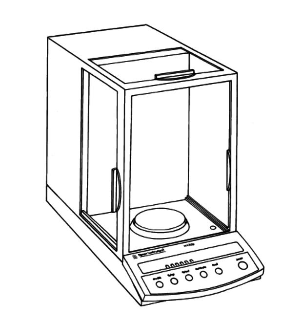 580x663 Analytical Balance Instrument (Denver Instrument, M 120)