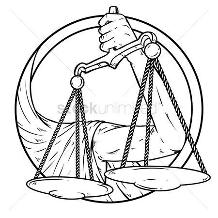 450x450 Free Balance Scale Stock Vectors Stockunlimited