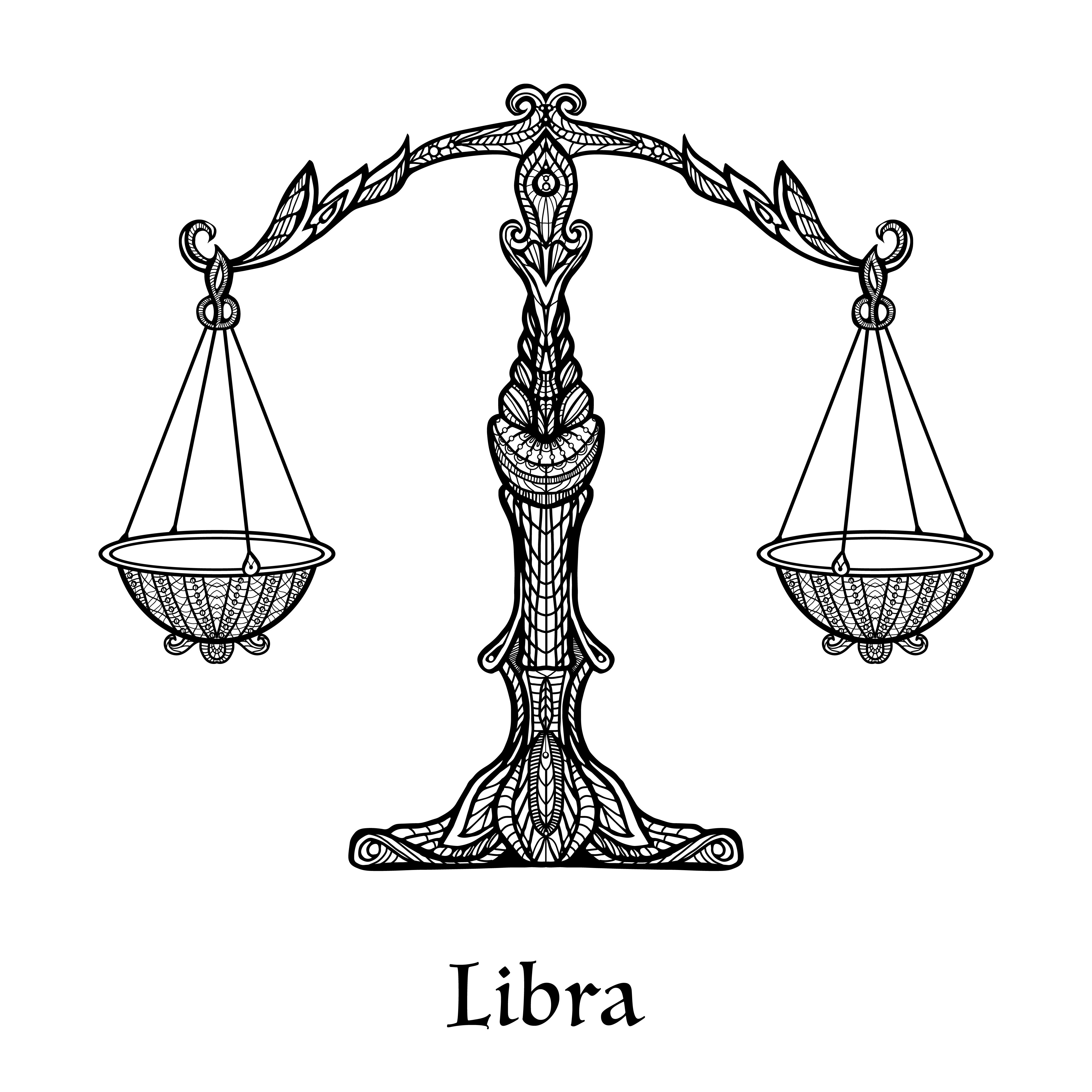 4500x4500 Tattoos Simple Tips You Must Know While Choosing Unique Libra Ones