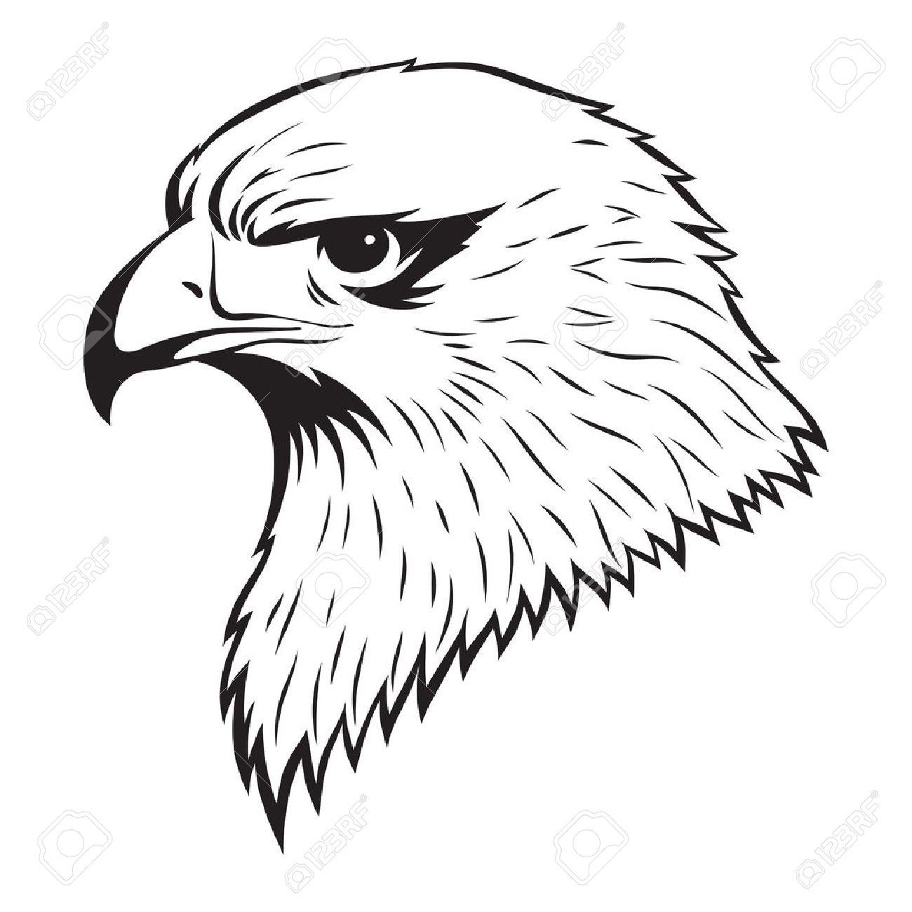 1300x1300 Beak Clipart Eagle Head
