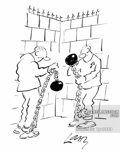 400x511 Ball And Chains Cartoons And Comics