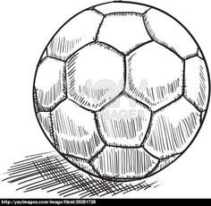 236x230 How To Draw A Soccer Goal Goal, Doodles And Drawings