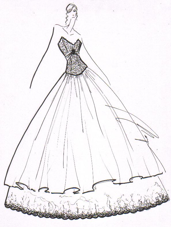 594x787 Ball Gown 04 By On @ !fashion