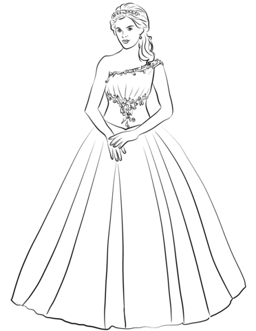 372x480 Fashion Coloring Pages Free Coloring Pages