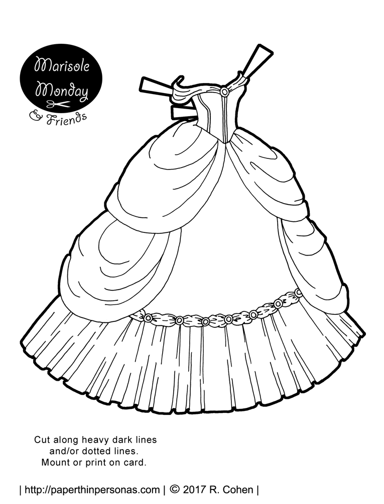 765x1002 Ball Gown Archives Paper Thin Personas