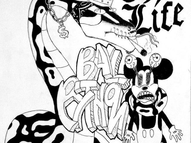 640x480 Cartoon Thug Drawings Thug Life Ball Python Graffiti Style Speed