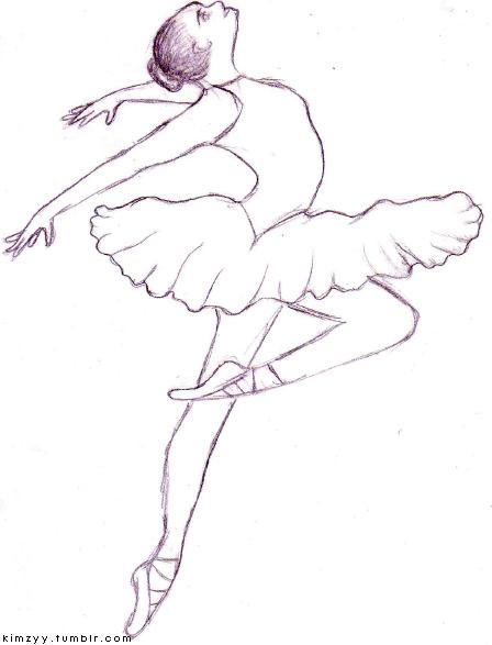 448x587 Ballerina. By Kimzyy