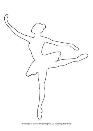 320x452 Ballet Printables