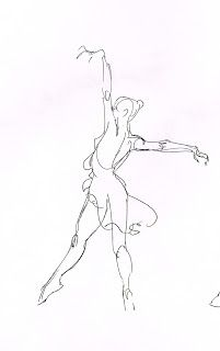 Ballerina Pencil Drawing At Getdrawings Com Free For Personal Use