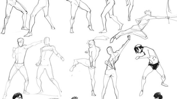 Ballerina Poses Drawing at GetDrawings com | Free for