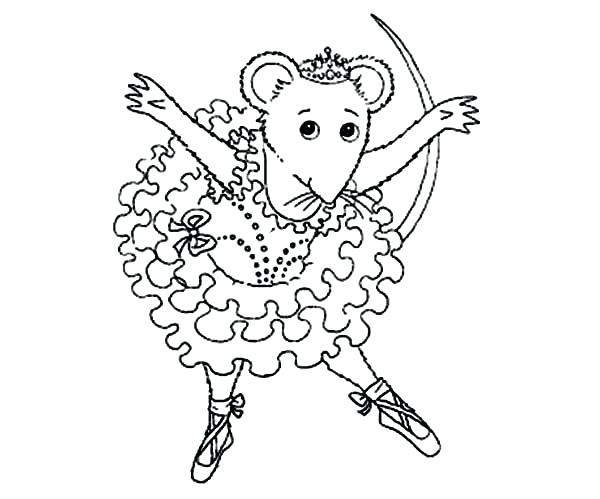 600x499 Good Ballerina Coloring Page Fee Pages Print Fresh Ballet With
