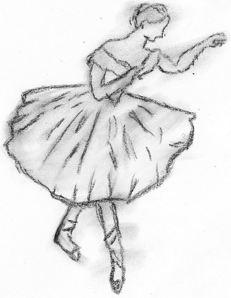 796x1024 How To Draw A Ballet Dancer 1000 Images About Dance Drawings