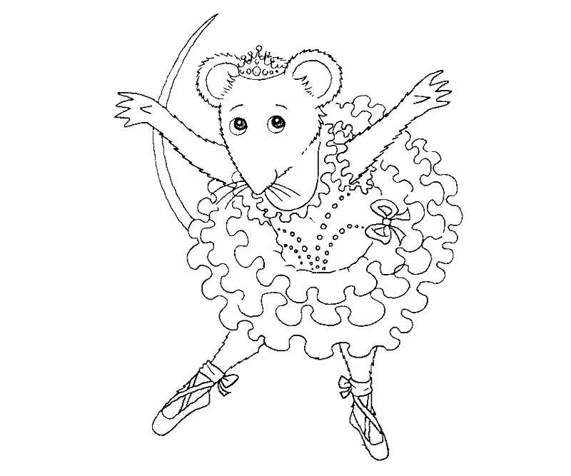 800x667 Coloring Pages Of Ballerinas Ballet Dancer Coloring Pages Awesome