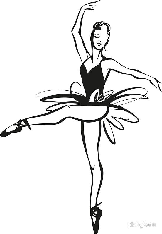 552x800 Ballerina