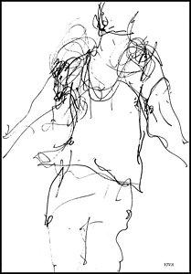 209x300 Contemporary Ballet Drawings Fine Art America