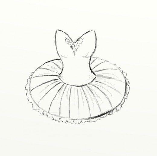 520x518 Resultado De Imagen Para Drawing Drawings Ballet