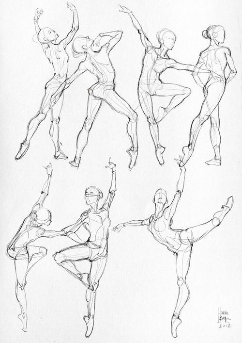 500x707 Drawing Art Ballet Artwork Anatomy Steps Sketches Body Sketch