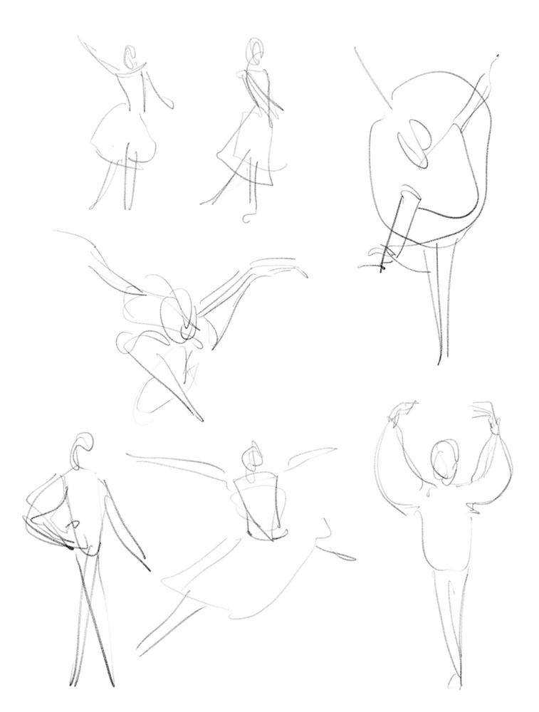757x1000 Ballet Gestures Aj Aiken