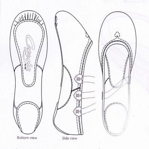 600x600 Capezio Love Ballet Ballet Shoe