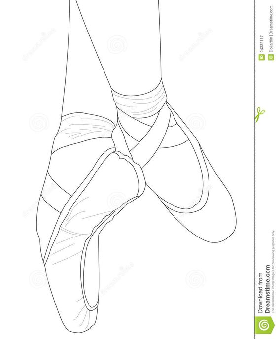 564x688 Pointe Shoes Clipartfashionable Fashionable Luv'D My Pointe