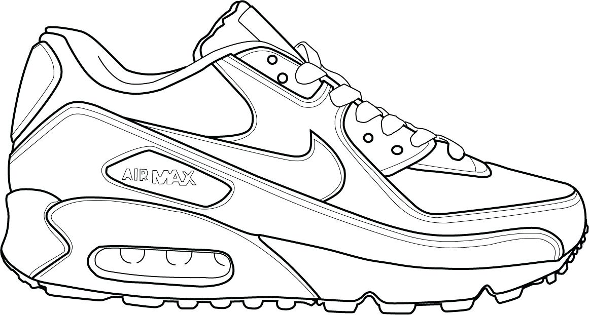 1161x622 This Is Shoes Coloring Pages Images