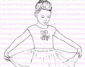 340x270 Couple Digi Stamp Digital Stamp Romantic Drawing Man Woman Husband