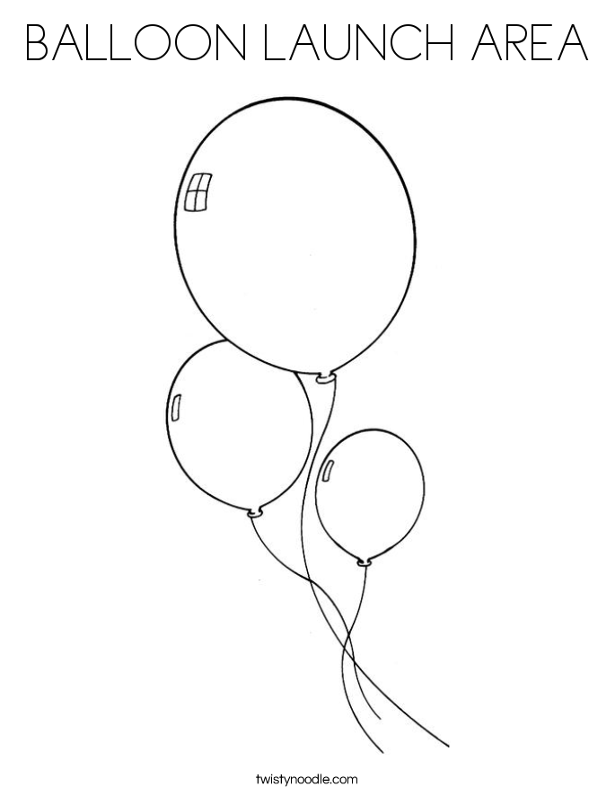 685x886 Balloons Drawings Images