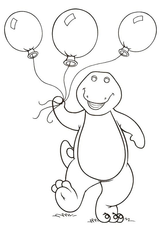 567x799 Top 12 Fun And Interactive Balloons Coloring Pages For Children