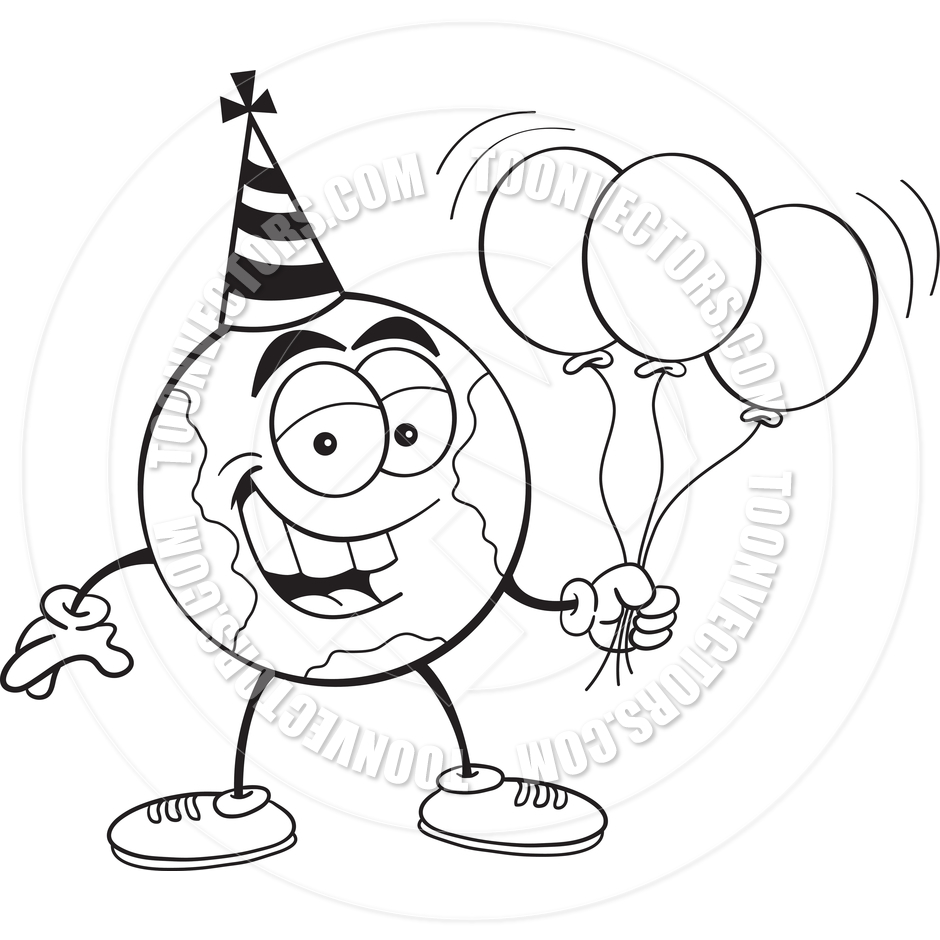 940x940 Balloons Black And White Drawings Images
