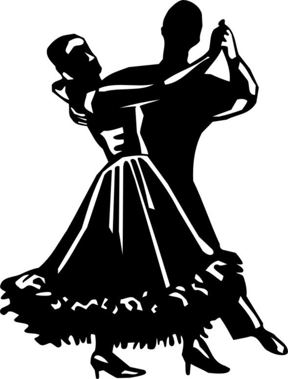 Ballroom Dancing Drawing At Getdrawings Com