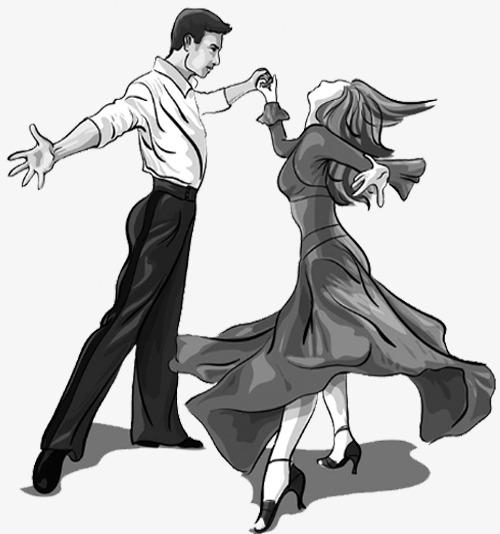 500x534 Ballroom Dance, Dance On The Dance Floor, Dance, Ballroom Dancing