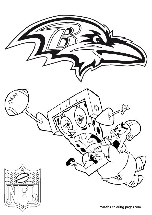 Baltimore Ravens Drawing At Getdrawings Com Free For