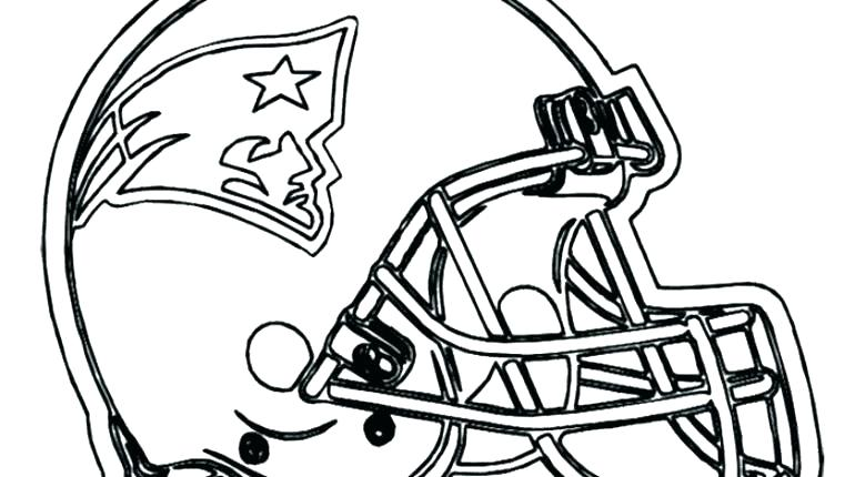 770x430 Ravens Coloring Pages Football Helmet Coloring Pages Ravens