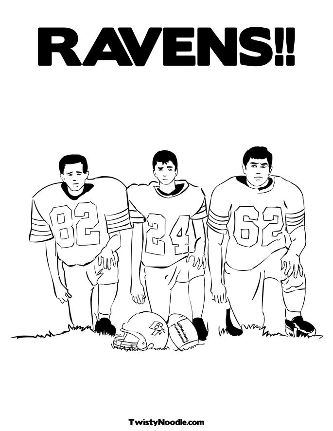 685x886 Baltimore Ravens Coloring Pages Many Interesting Cliparts