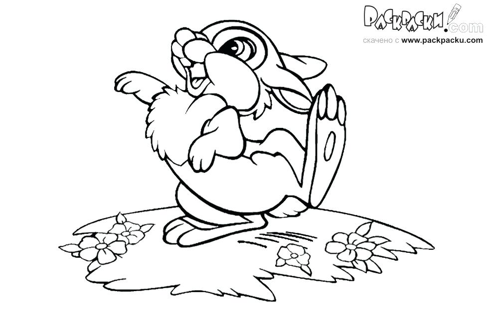 979x647 Bambi Coloring Drawing Coloring Pages Bambi Coloring Pages Online