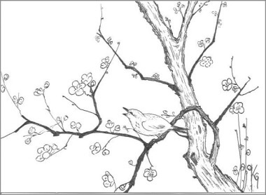 380x278 Oriental Drawings