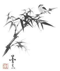 207x244 Bamboo Pencil Drawing