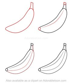 236x276 Fruits Of Your Labor How To Draw Fruit Drawings, Doodles