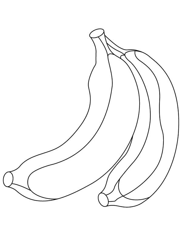 600x776 Banana Bunch Netart