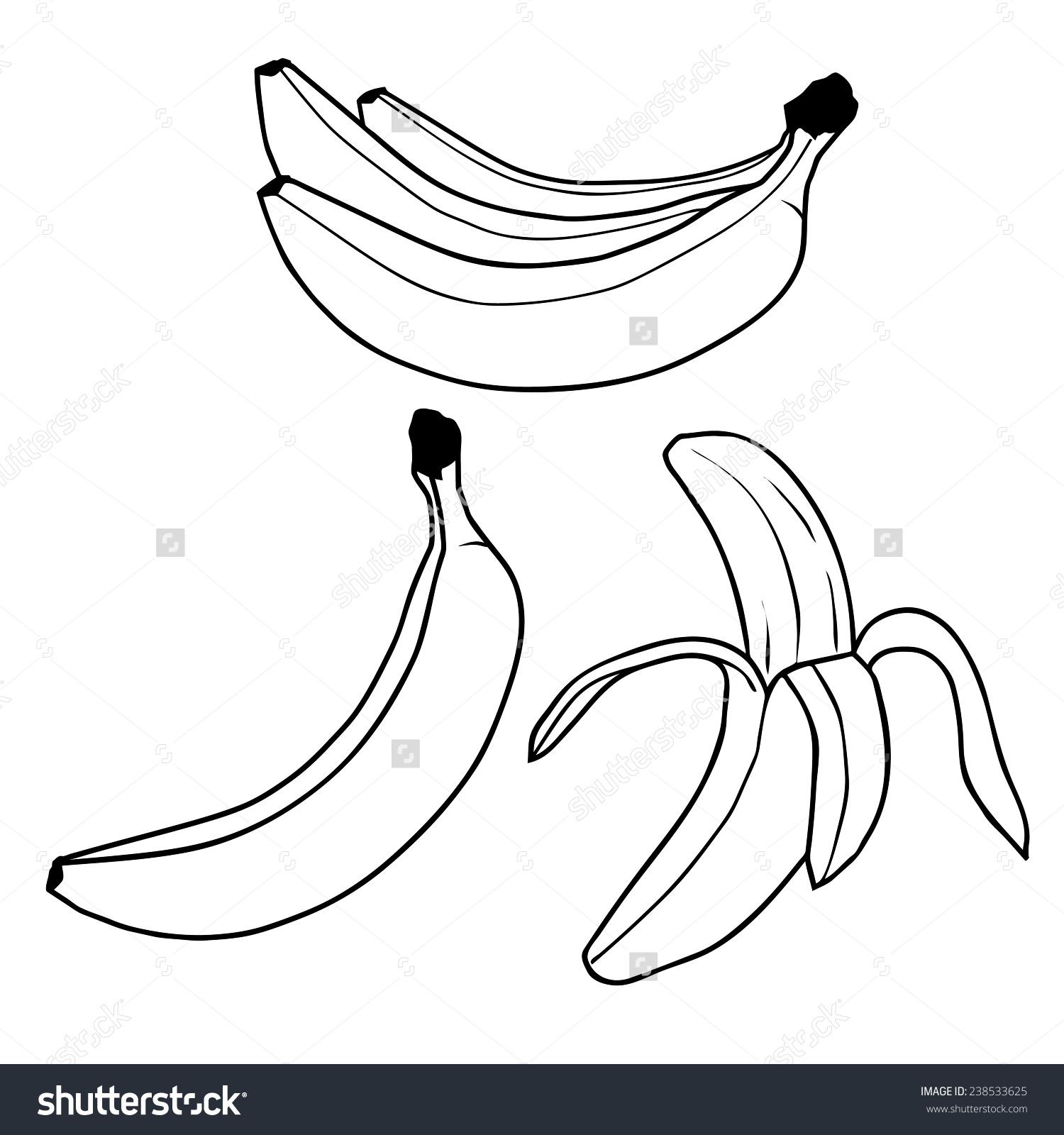 1500x1600 Image Result For Banana Sketch Babyface's Bday Sketch