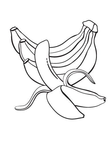 392x507 The Eighties Banana Clips