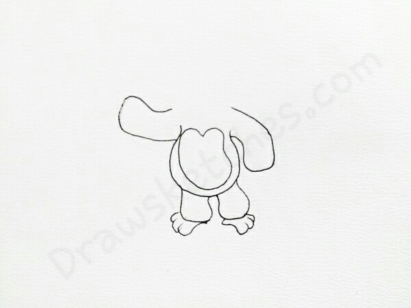600x450 How To Draw A Monkey In 13 Easy And Detailed Steps With Pictures