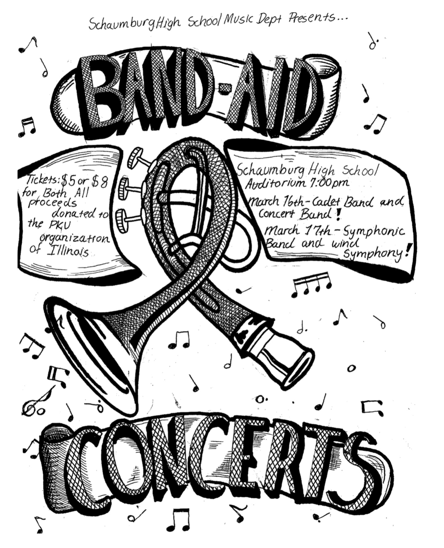 1443x1780 Band Aid Fund Raising Concerts 3 16 And 3 17