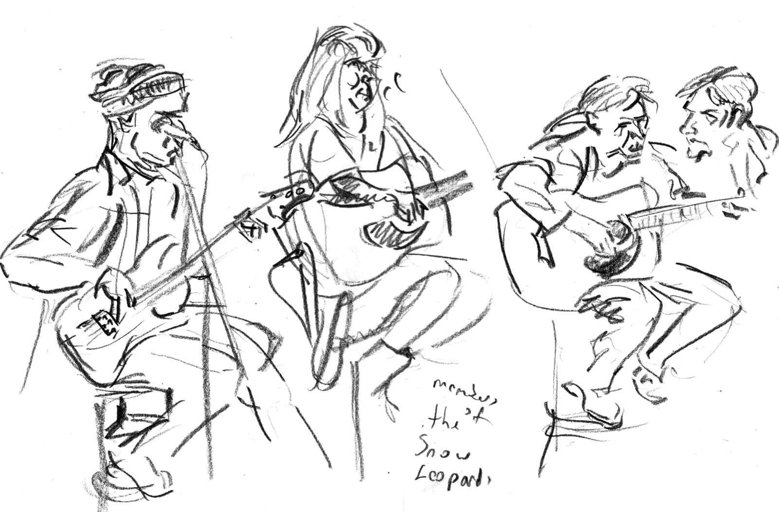 Band Drawing