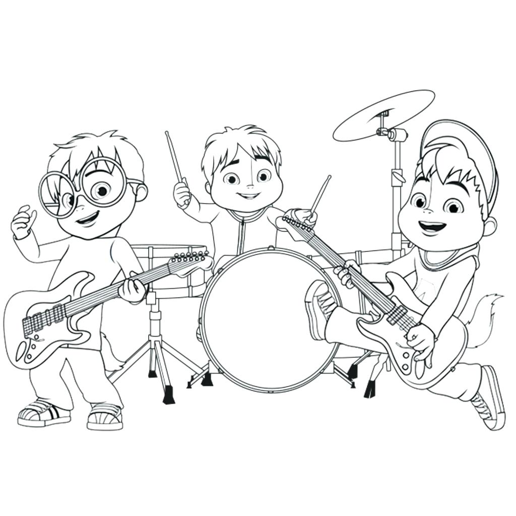 1024x1024 Coloring Band Aid Coloring Page