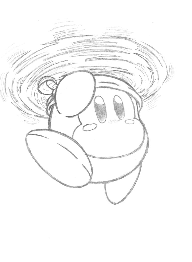 765x1045 Spear Copter Away! (Bandana Dee Sketch) By Th3antiguardian