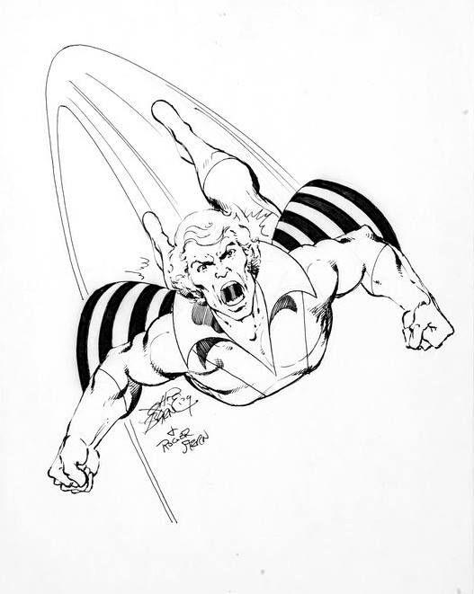 527x661 Banshee X Men Banshee Marvel And Marvel Dc