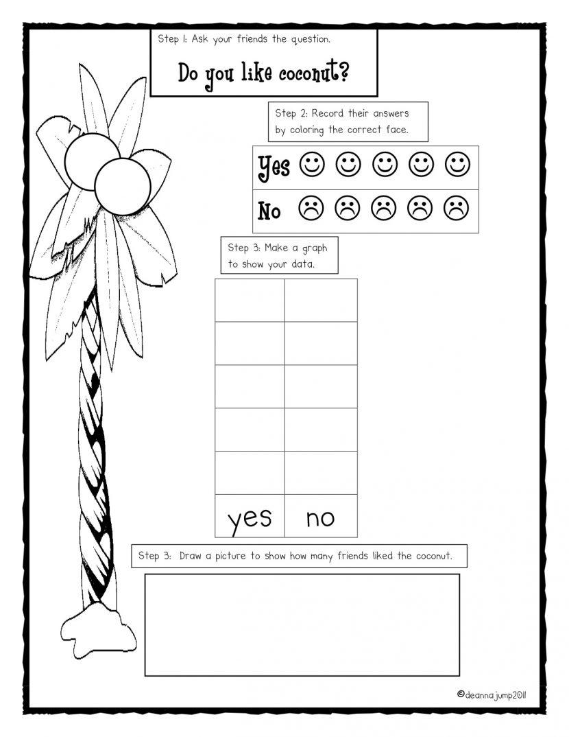 830x1074 Pumpkin Themed Kindergarten Math Worksheets Graphing Kindergartenb